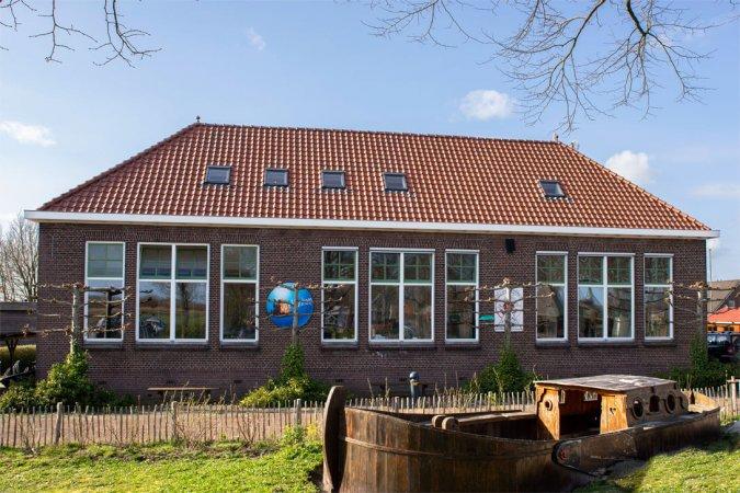 1- School voorkant- Elske Verdoorn